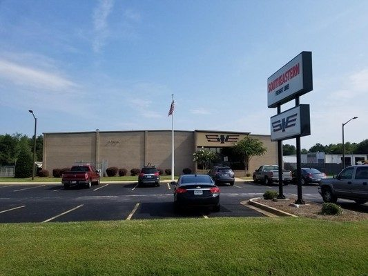 Southeastern Freight Lines' Albany Service Center Celebrates 45 Years of Service