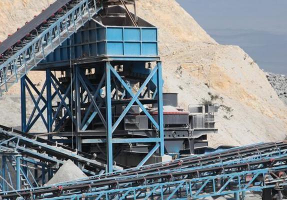 Development trend of gravel sand industry