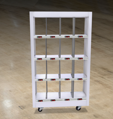 Western Pacific Storage Solutions to unveil new mobile version of Accu-Wall shelving system at MODEX