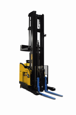 Yale Robotic Reach Truck Wins Gold Edison Award