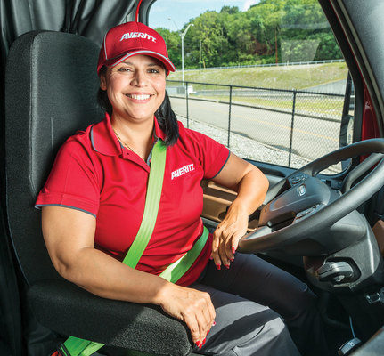 Averitt Named a 2020 Top Company for Women to Work for in Transportation