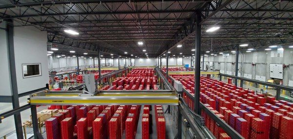 Cimcorp Automates Bakery Product Handling and Order Fulfillment in Kwik Trip's La Crosse, Wisconsin