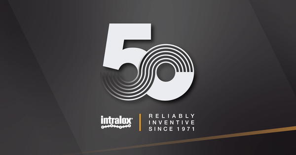 Intralox Celebrates 50 Years of Transforming Movement