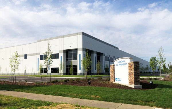 Dermody Properties Announces Completion and Lease of LogistiCenter℠ at Louisville Airport in Kentuck