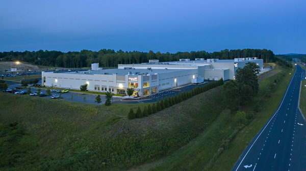 A M King Begins Third Major Project for Southeast-Based Cheney Brothers, Inc. in  North Carolina