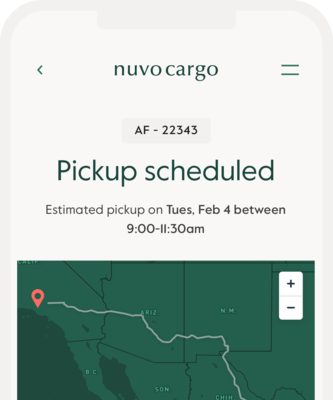 Nuvocargo Enhances US/Mexico Trade Platform With New Tracking and Visibility Features for Shippers
