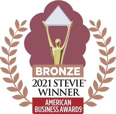 Axele Honored as Stevie® Award Winner in 2021 American Business Awards®
