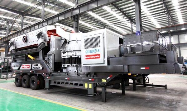 Portable Crusher Maintenance and Repair Process