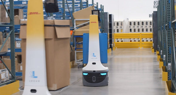 DHL Supply Chain signs expanded agreement with Locus Robotics