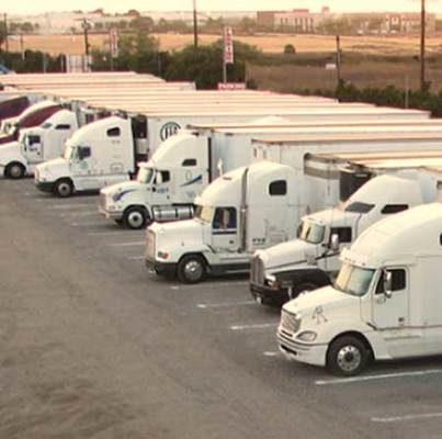 Cartersville, GA new 24/7 access Secure Fleet Tractor-Trailer Parking by TXS.