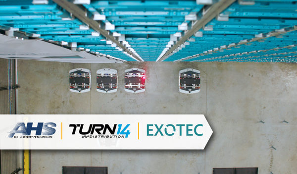AHS to Implement Exotec Skypod System to Enhance Turn 14 Distribution's Fulfillment Process