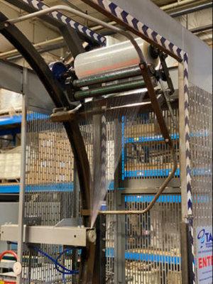 Orbital Wrapper Manufacturer Unveils 80-Gauge Stretch Wrap in 65-Gauge Thickness