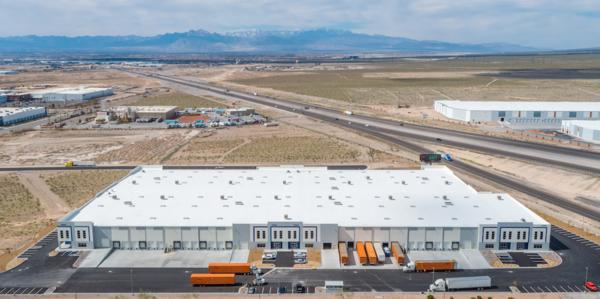 Dermody Properties Leases 63,600 Square Feet in North Las Vegas to Artesian Spas