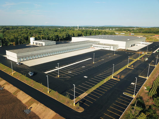 A. Duie Pyle Opens Hagerstown Integrated Logistics Center to Provide Enhanced Regional Service