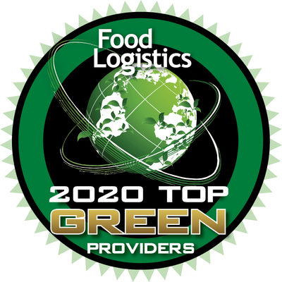 Nolan Transportation Group Wins Prestigious Food Logistics Green Supply Chain Award