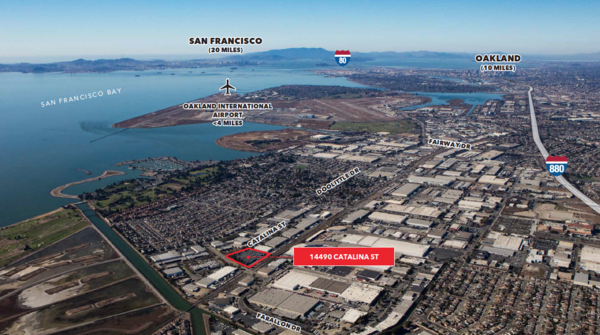 Dermody Properties Acquires a 90,725-Square-Foot Industrial Building in the Bay Area