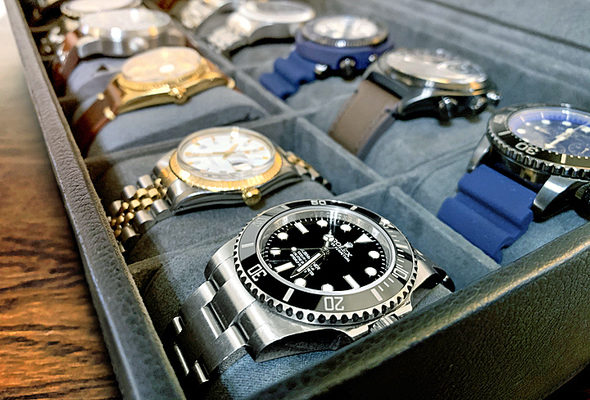 Remote WMS Implementation Facilitates Timely Expansion for Watch Gang