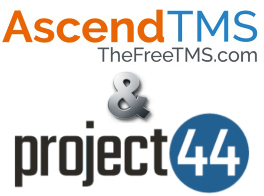 AscendTMS And project44 Partner To Provide SMB Carriers With A Complete Digital Freight Ecosystem