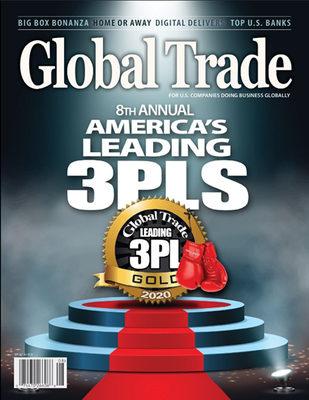 Logistics Plus Again Named a Global Trade Top 50 3PL