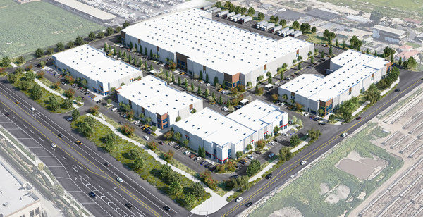 ALERE PROPERTY GROUP STARTS DEVELOPMENT ON TWO NEW INDUSTRIAL WAREHOUSE COMPLEXES IN CHINO, CALIF.