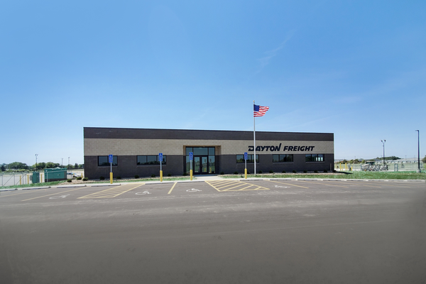 DAYTON FREIGHT RELOCATES OMAHA SERVICE CENTER TO A BRAND-NEW FACILITY