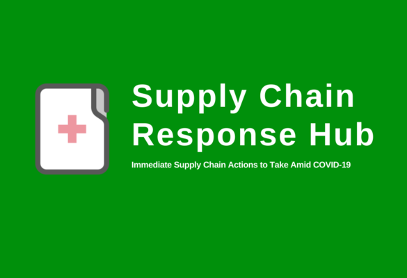 AIMMS Launches Supply Chain Response Hub for Companies to Evaluate COVID-19 Recovery Scenarios