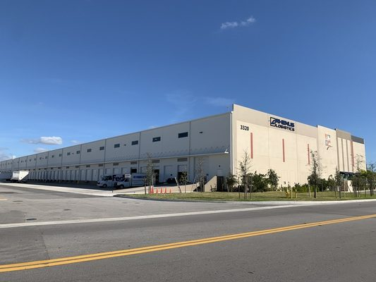 Rhenus Expands Presence in The Americas and Opens Warehouse in Miami