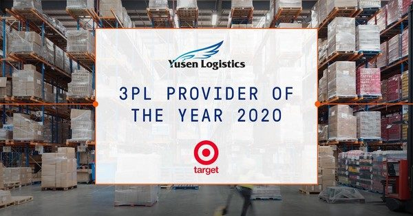 Yusen Logistics Awarded 3PL Provider of the Year by Target Corporation