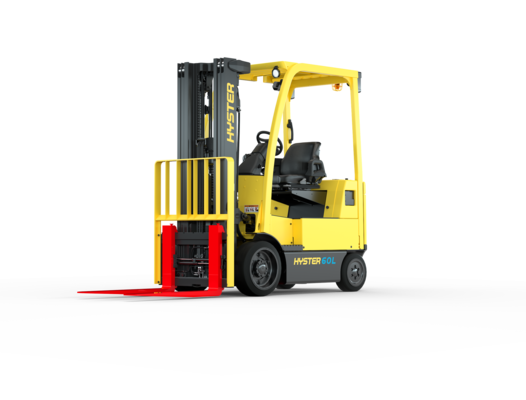 Hyster Expands Lift Truck Portfolio with Cushion Tire Model Designed Around Lithium-ion Power