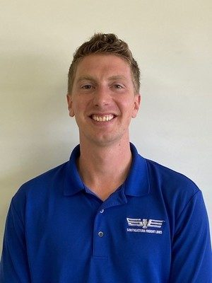 Southeastern Freight Lines Promotes Evan Brown to Service Center Manager in Austin, Texas