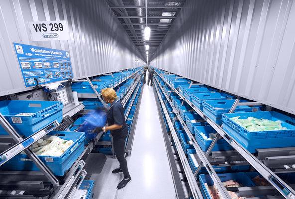 Store fulfillment transformed into Omni-Channel fulfillment