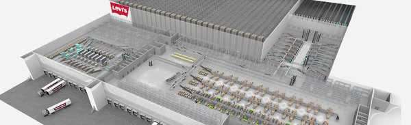 Levi Strauss & Co. appoints TGW to design and implement European distribution center