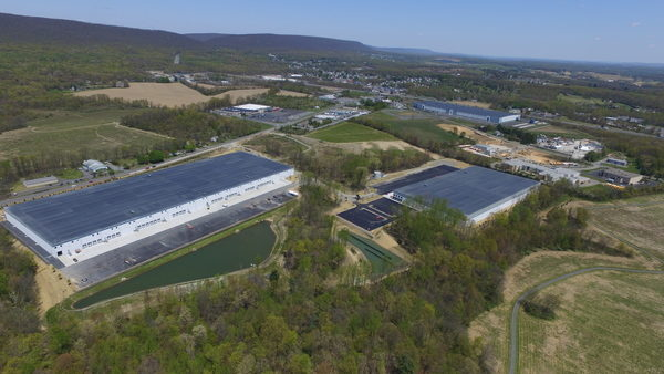 Dermody Properties Announces Completion of LogistiCenter℠ at Lehigh Valley East in Pennsylvania