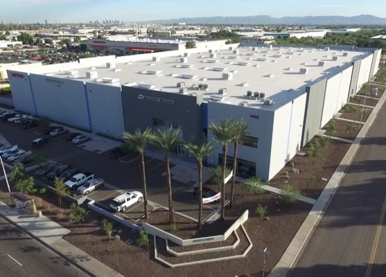CBRE Announces $46.7 Million Loan for Purchase of Four-Property Industrial Portfolio in Western U.S.