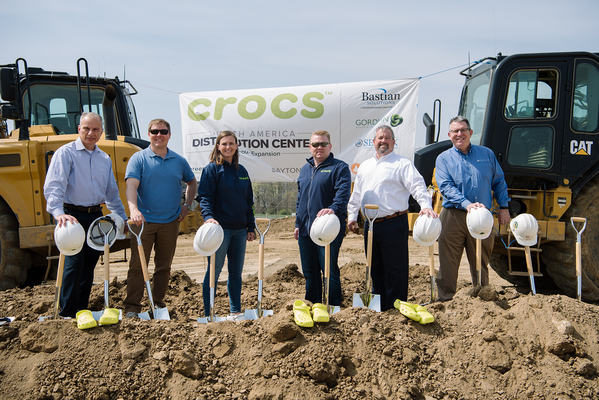 Crocs Selects Bastian Solutions for New Automated DC in Ohio