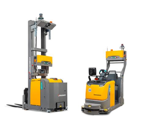 MCFA Announces Jungheinrich Automation Center