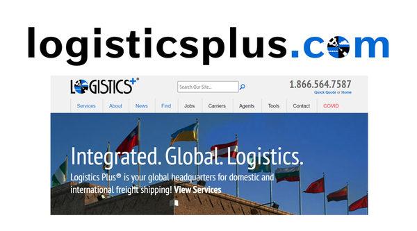 Logistics Plus Acquires Rights to logisticsplus.com Domain