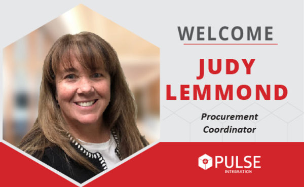 PULSE Integration welcomes Judy Lemmond, Procurement Coordinator.