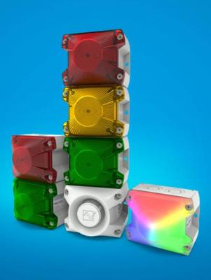 Pfannenberg Highlights PYRA ® LED Series Visible Signaling Devices