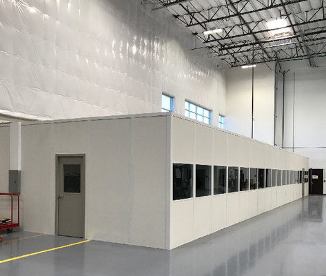 Finding Convenient Modular Space Solutions in Hectic Environments