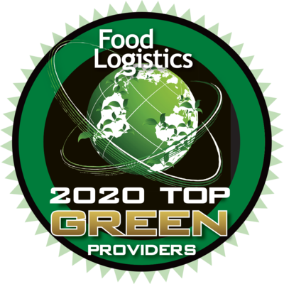Blue Ridge Global Named a 2020 Top Green Provider for Food Industry