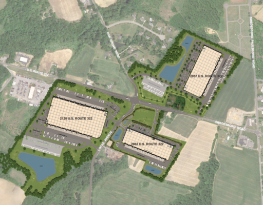 Dermody Properties to Develop a Three-building Logistics Park in New Jersey