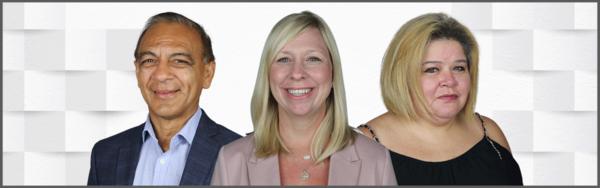 TVH Introduces New International Sales Leadership Team