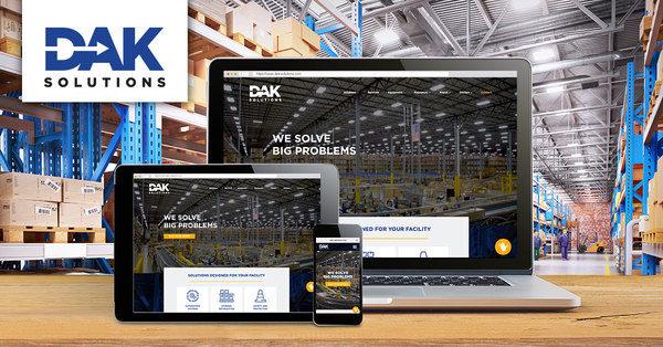 Material handling systems integrator DAK Equipment & Engineering rebrands
