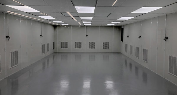 Panel Built Cleanrooms Can Create Both Positive and Negative Pressure Environments