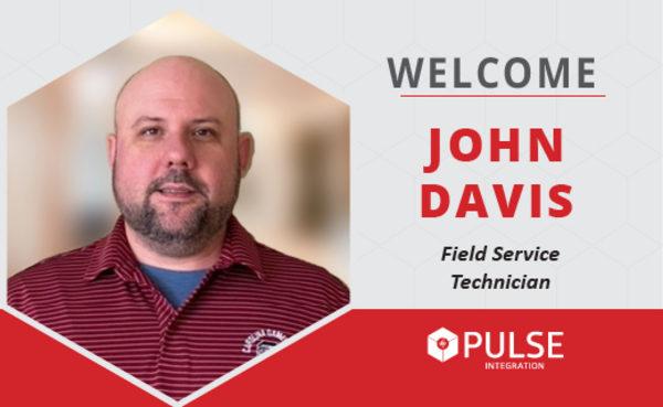 PULSE WELCOMES FIELD SERVICE TECHNICIAN