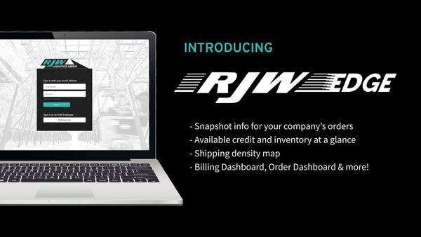 RJW LOGISTICS GROUP LAUNCHES GAME-CHANGING SUPPLY CHAIN ANALYTICS PLATFORM