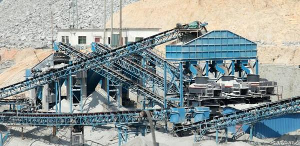 Structure Upgrade of Sand Making Machine