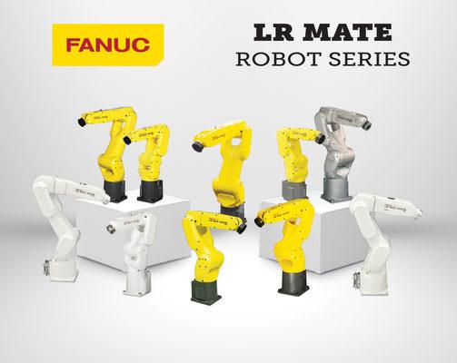 FANUC'S EXPANDS POPULAR LR MATE ROBOT SERIES TO 10 MODELS