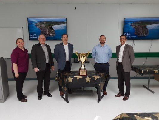 ORBIS Announces 2020 Plant of the Year Recipient
